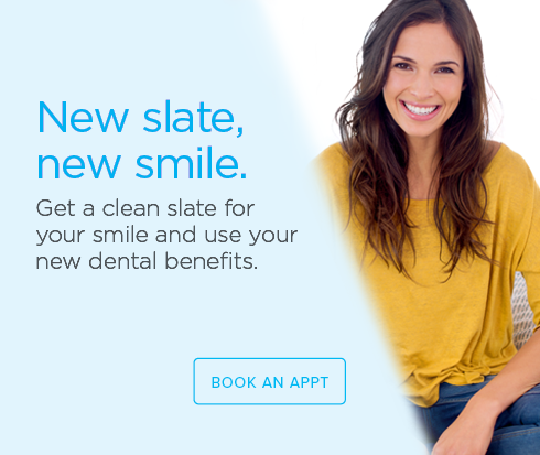 Overland Park Modern Dentistry - New Year, New Dental Benefits